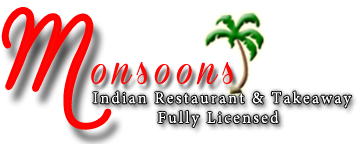 Monsoons Indian Restaurant & Takeaway